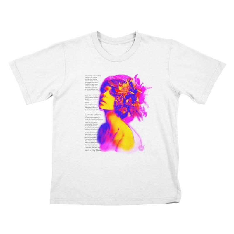 La Loca Luz Caraballo Kids T-Shirt by Andrea Garrido V - Shop