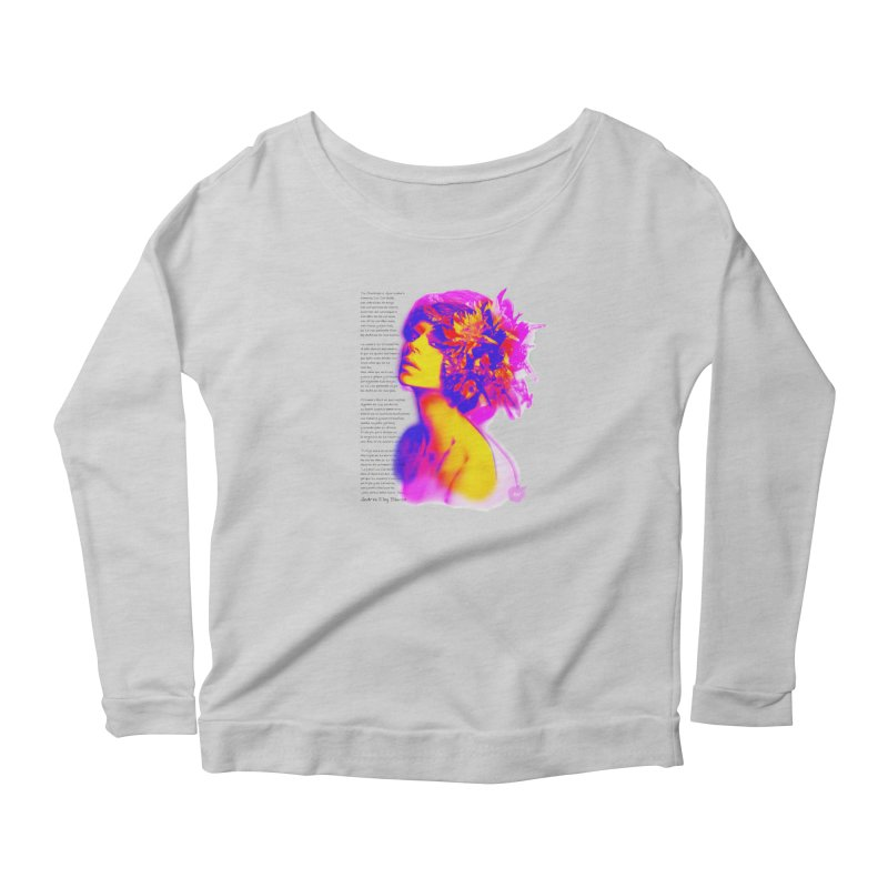 La Loca Luz Caraballo Women's Longsleeve T-Shirt by Andrea Garrido V - Shop