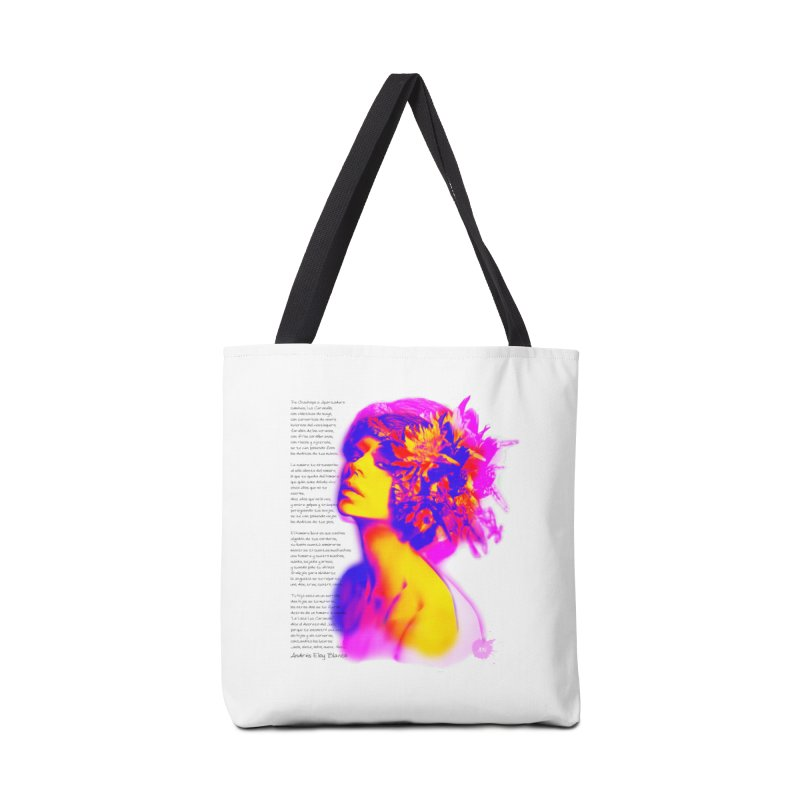 La Loca Luz Caraballo Accessories Tote Bag Bag by Andrea Garrido V - Shop