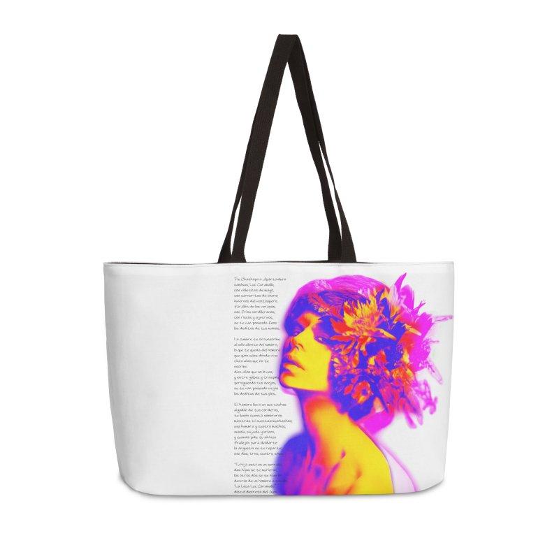 La Loca Luz Caraballo Accessories Weekender Bag Bag by Andrea Garrido V - Shop