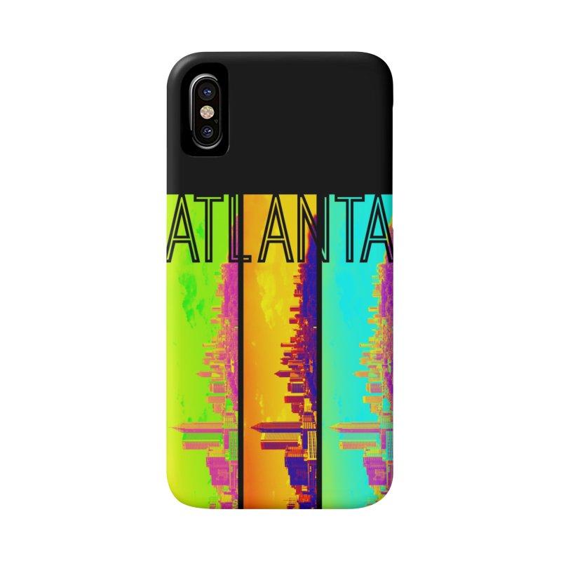 Atlanta colors Accessories Phone Case by Andrea Garrido V - Shop