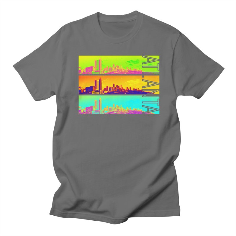 Atlanta colors Men's T-Shirt by Andrea Garrido V - Shop