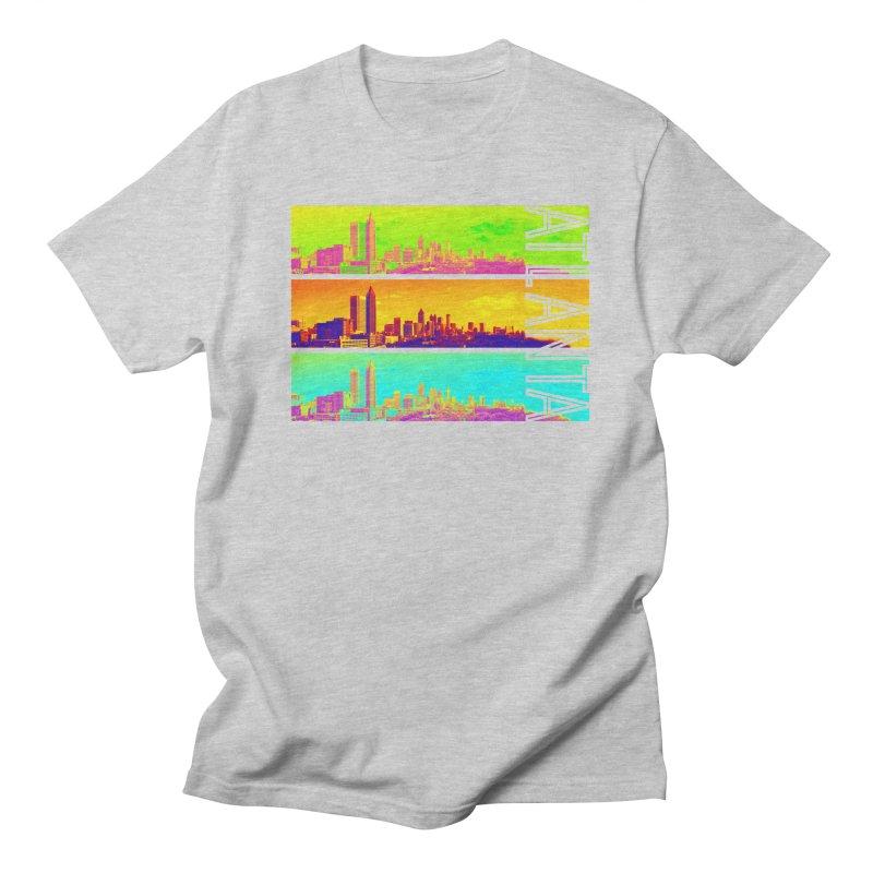 Atlanta colors Men's Regular T-Shirt by Andrea Garrido V - Shop