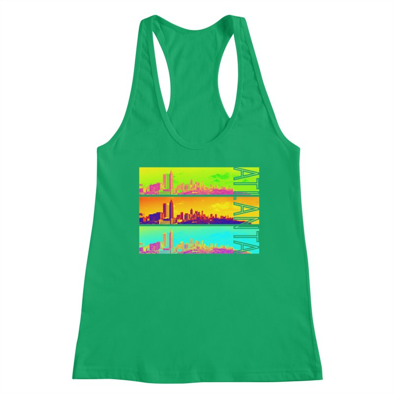 Atlanta colors Women's Tank by Andrea Garrido V - Shop