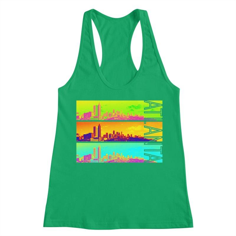Atlanta colors Women's Tank by Andrea Garrido V - Shop