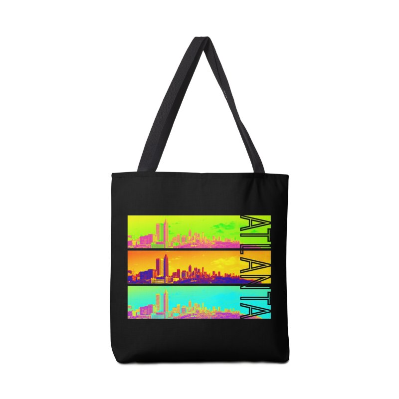 Atlanta colors Accessories Tote Bag Bag by Andrea Garrido V - Shop
