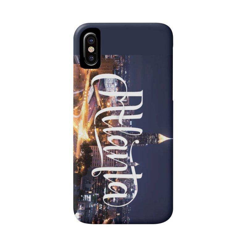 Oh Atlanta! Accessories Phone Case by Andrea Garrido V - Shop