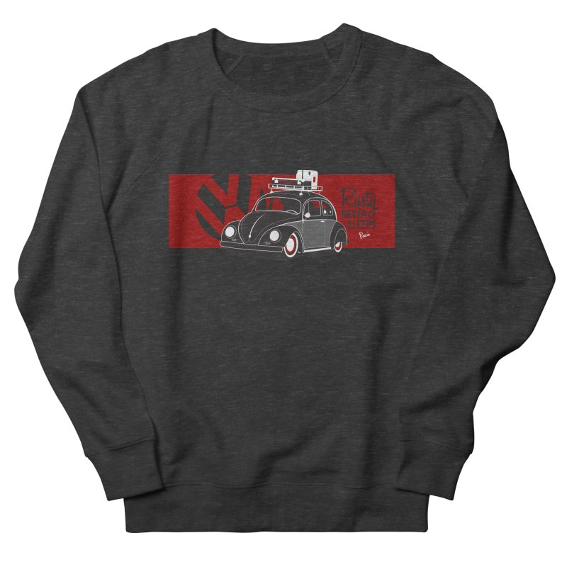 Rusty Never Sleeps Women's Sweatshirt by Andrea Pacini