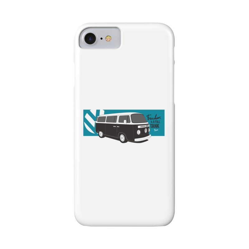 Freedom is a Full Tank Accessories Phone Case by Andrea Pacini