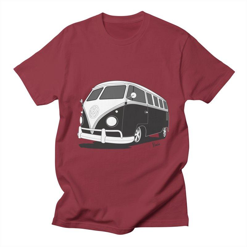 Samba Bus Men's T-Shirt by Andrea Pacini