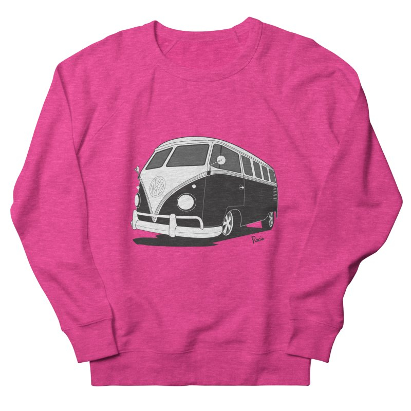 Samba Bus Women's Sweatshirt by Andrea Pacini