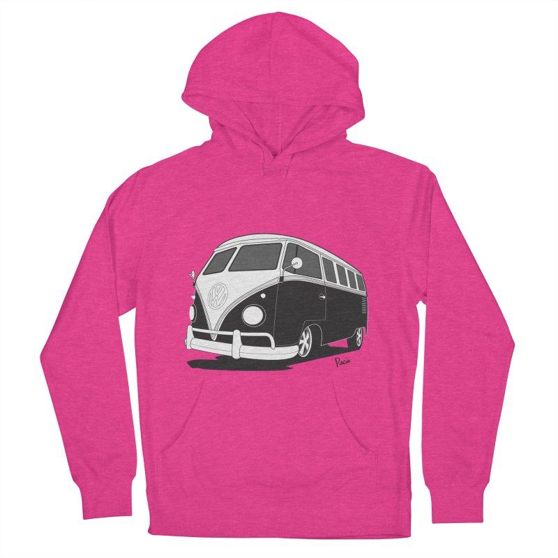 Samba Bus Women's Pullover Hoody by Andrea Pacini