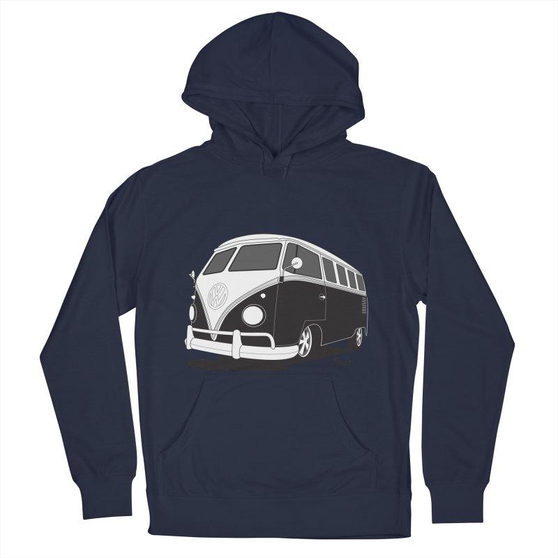 Samba Bus Men's Pullover Hoody by Andrea Pacini