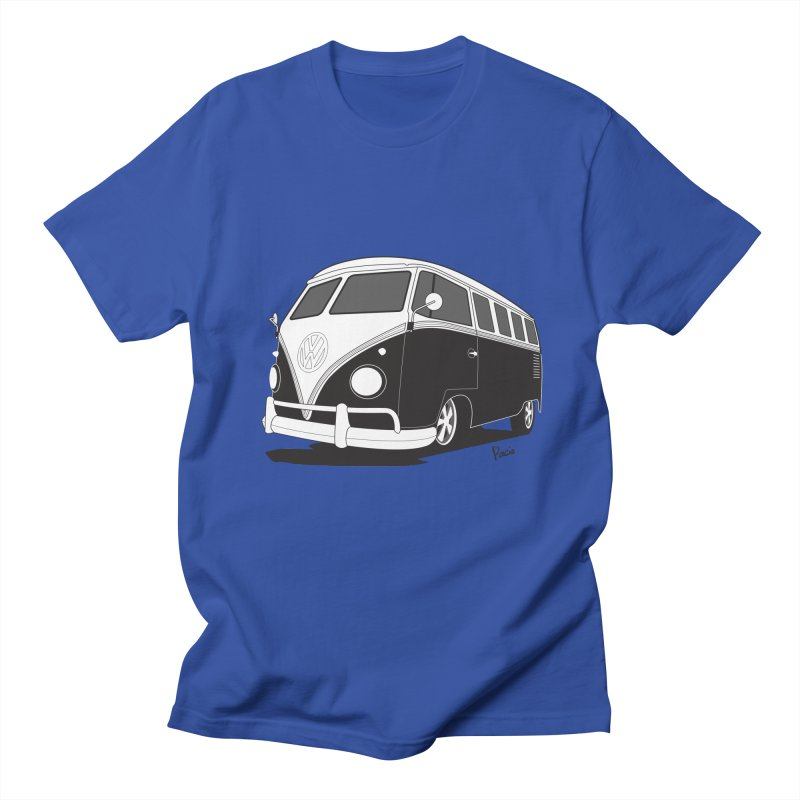 Samba Bus Men's T-Shirt by Andrea Pacini