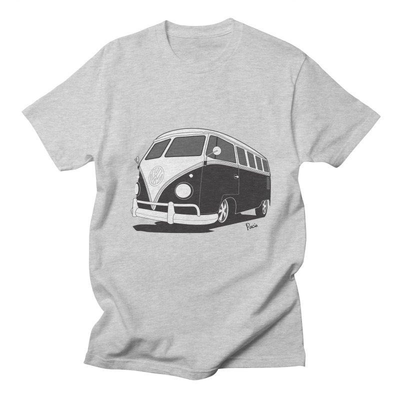 Samba Bus Men's Regular T-Shirt by Andrea Pacini
