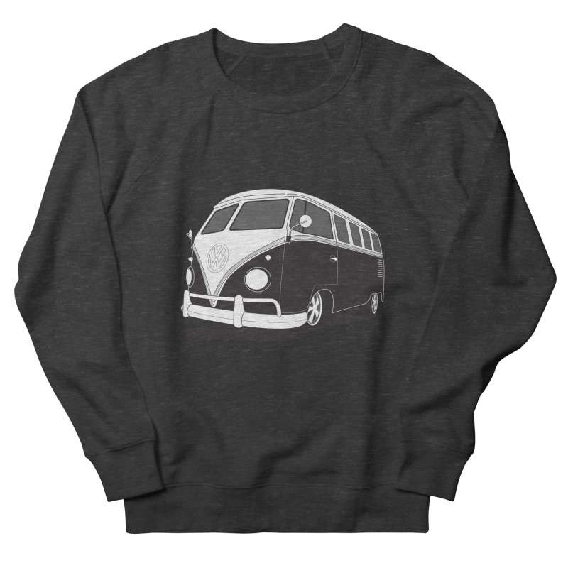 Samba Bus Men's Sweatshirt by Andrea Pacini