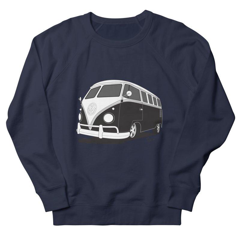 Samba Bus Men's Sweatshirt by Andrea Pacini