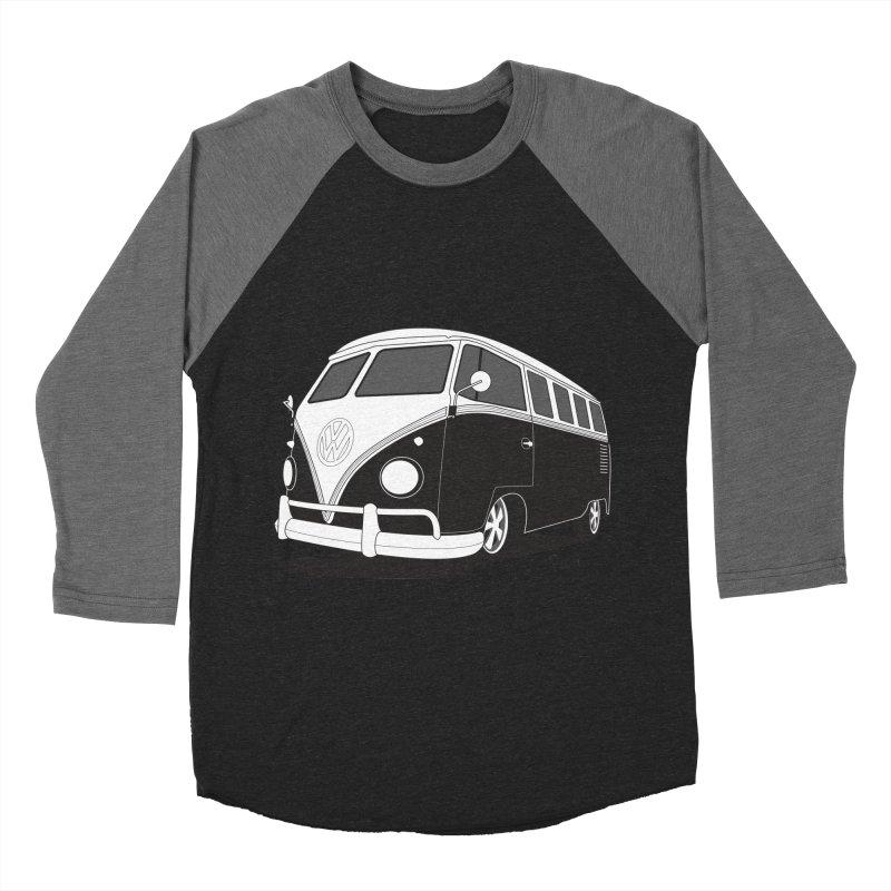 Samba Bus Women's Longsleeve T-Shirt by Andrea Pacini