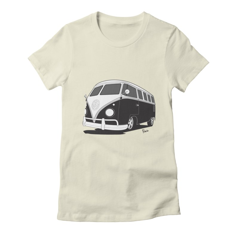Samba Bus Women's T-Shirt by Andrea Pacini
