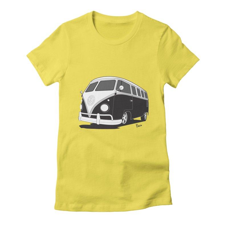 Samba Bus Women's T-Shirt by Andrea Pacini