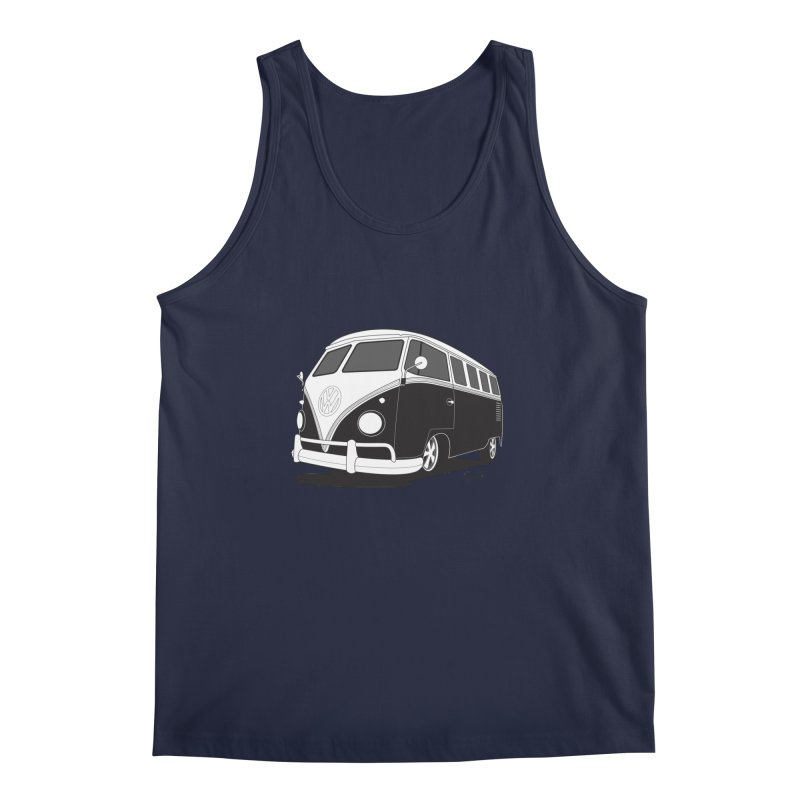 Samba Bus Men's Tank by Andrea Pacini