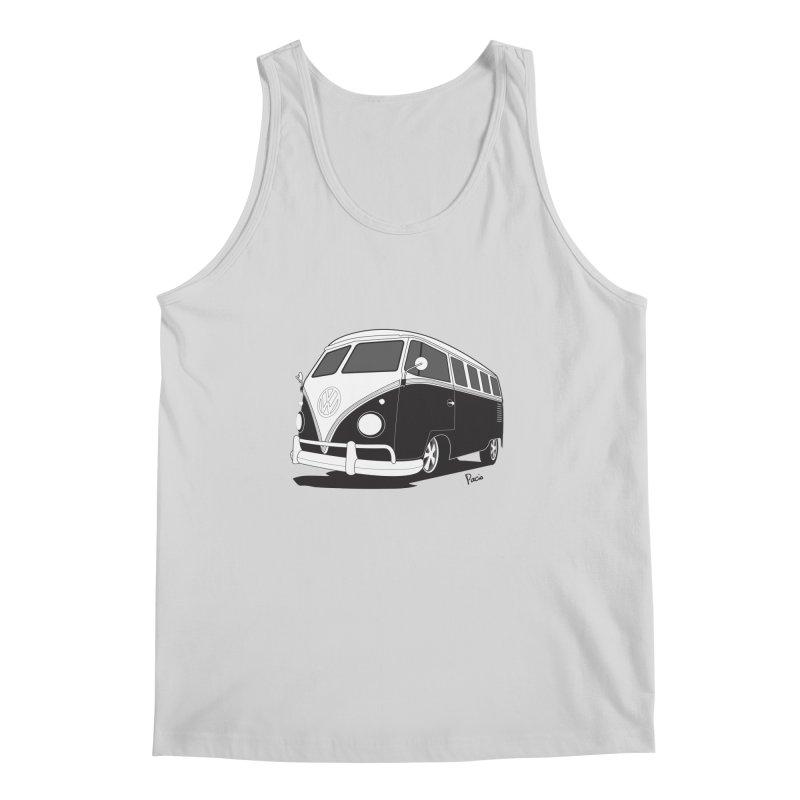 Samba Bus Men's Regular Tank by Andrea Pacini