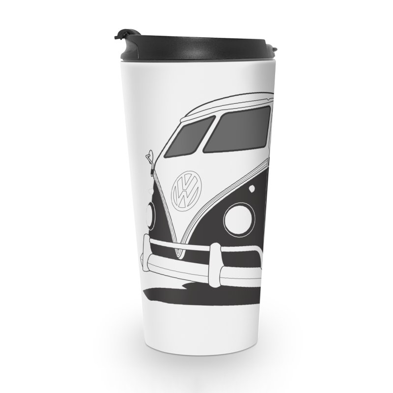 Samba Bus Accessories Mug by Andrea Pacini