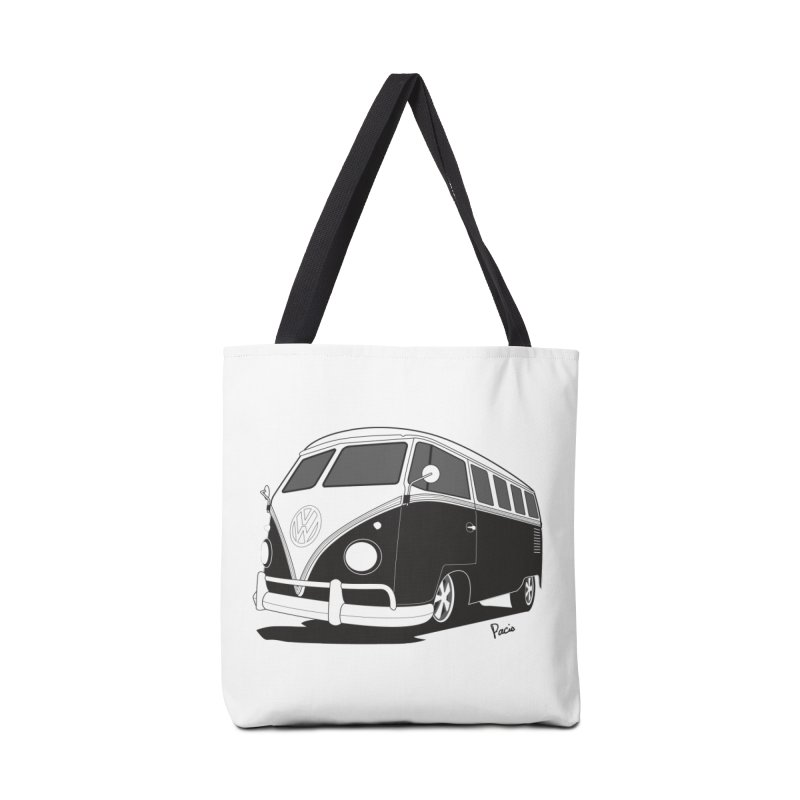 Samba Bus Accessories Tote Bag Bag by Andrea Pacini