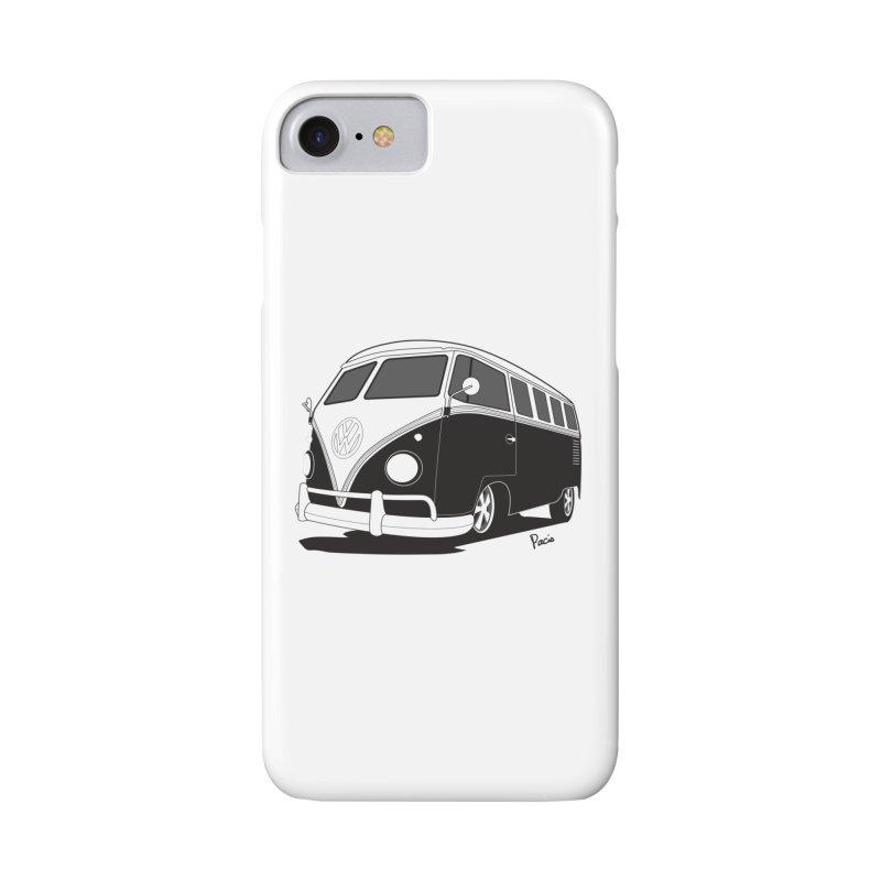 Samba Bus Accessories Phone Case by Andrea Pacini