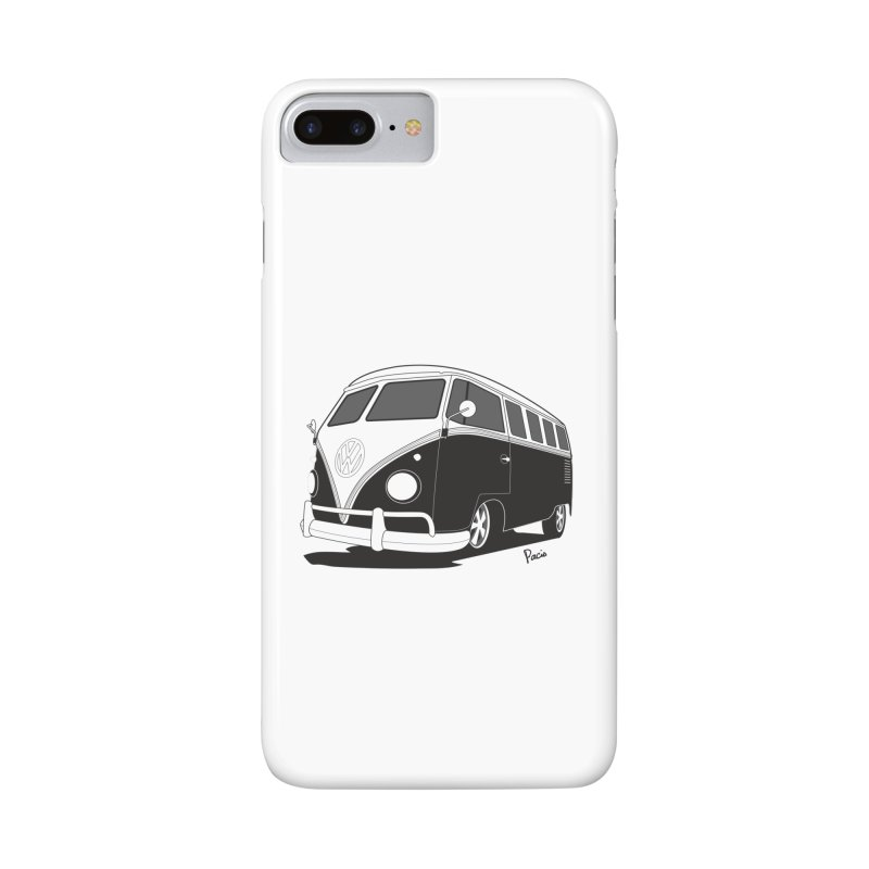 Samba Bus Accessories Phone Case by Andrea Pacini