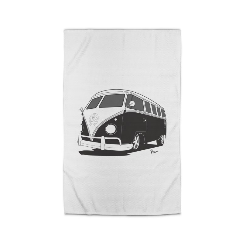 Samba Bus Home Rug by Andrea Pacini