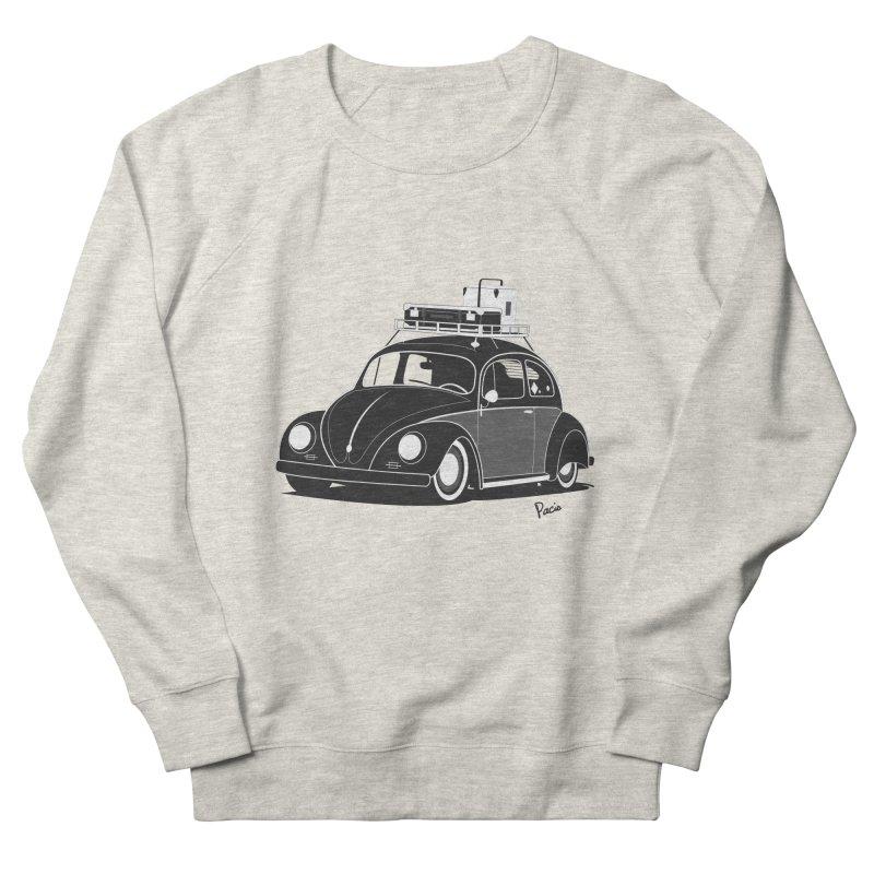 Aircooled Bug Men's Sweatshirt by Andrea Pacini