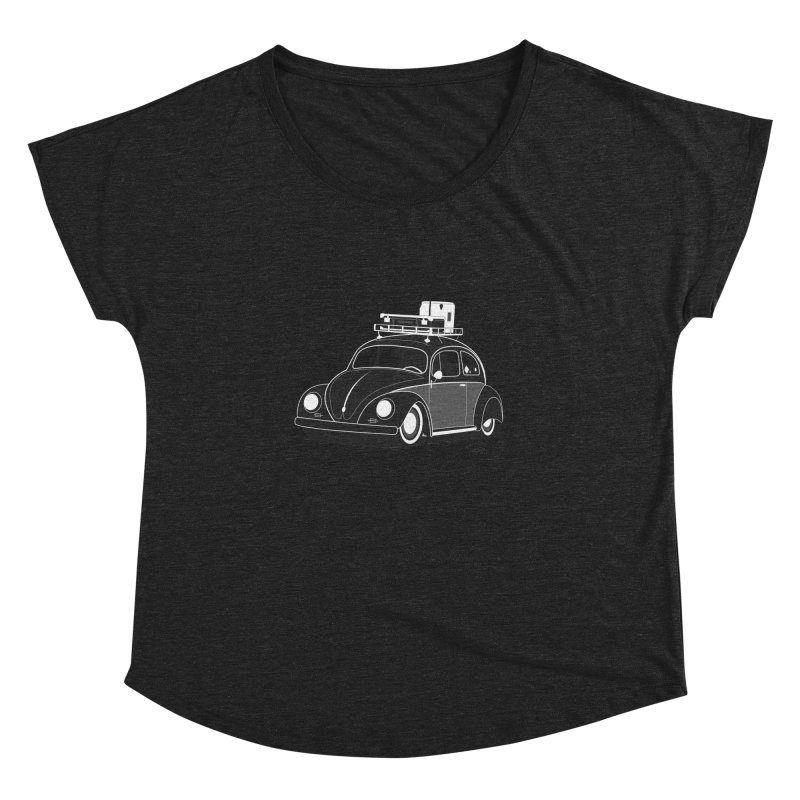 Aircooled Bug Women's Dolman by Andrea Pacini