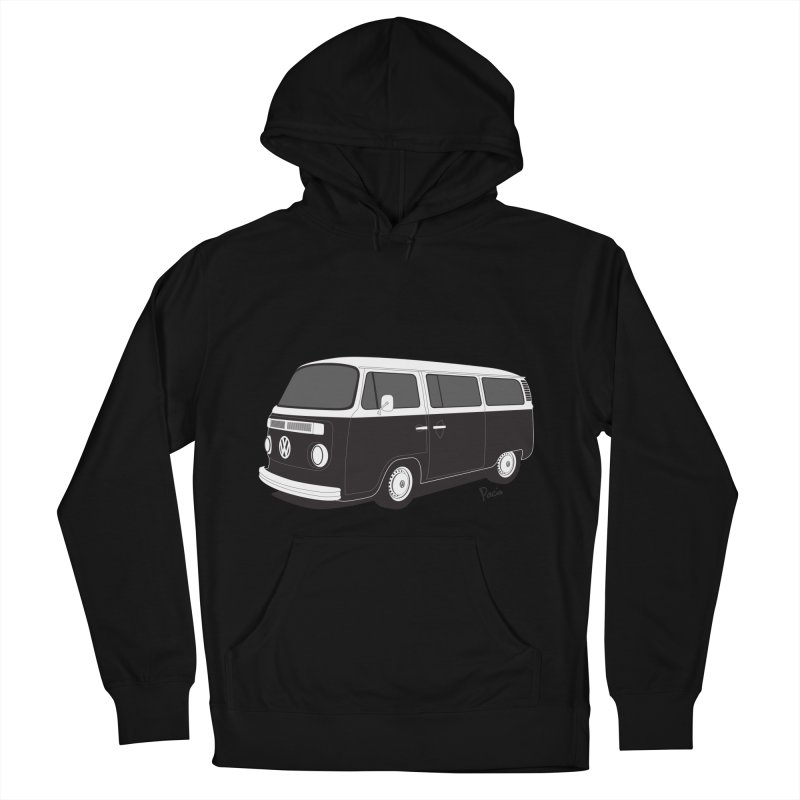 T2 Bay Men's Pullover Hoody by Andrea Pacini