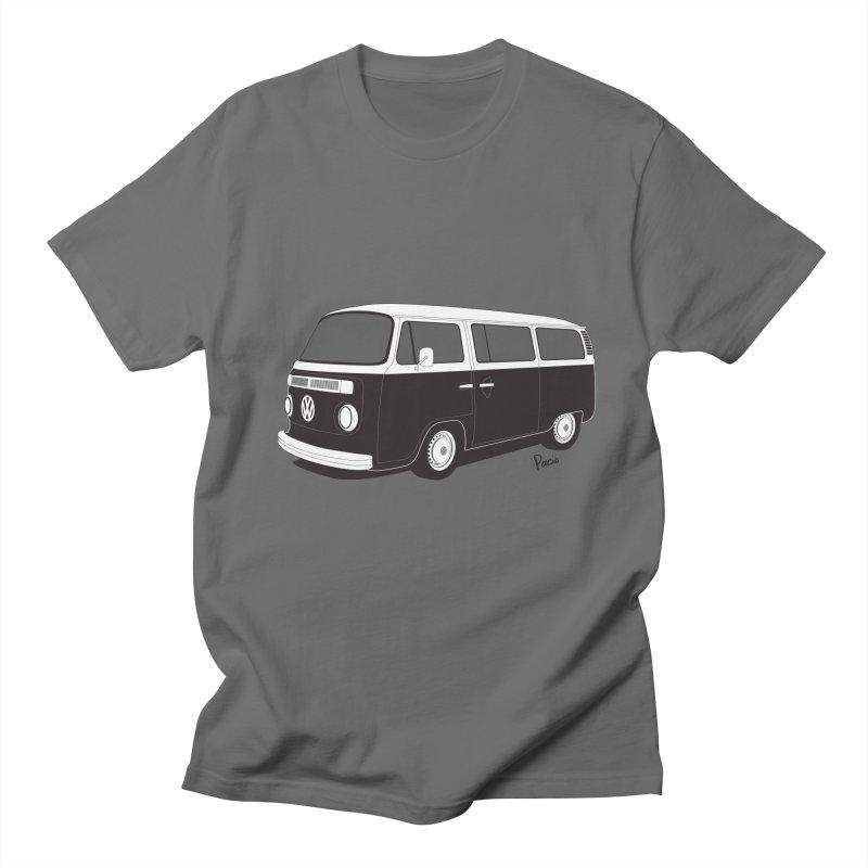 T2 Bay Men's Regular T-Shirt by Andrea Pacini