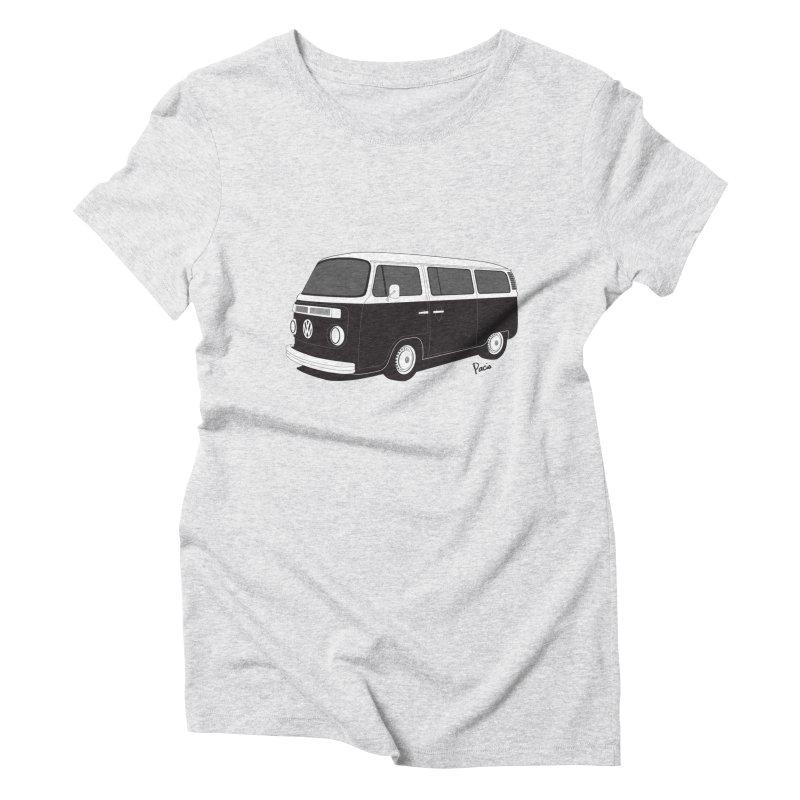 T2 Bay Women's T-Shirt by Andrea Pacini