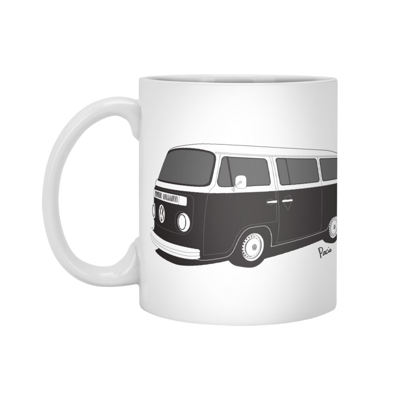 T2 Bay Accessories Standard Mug by Andrea Pacini