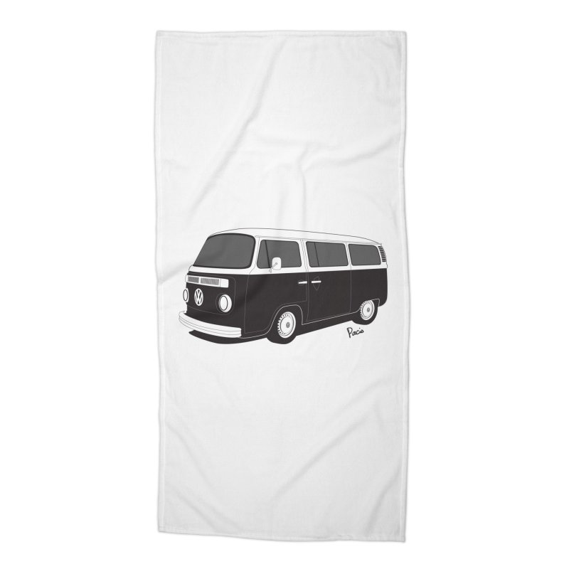 T2 Bay Accessories Beach Towel by Andrea Pacini