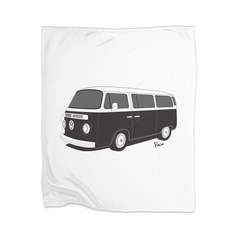T2 Bay Home Blanket by Andrea Pacini
