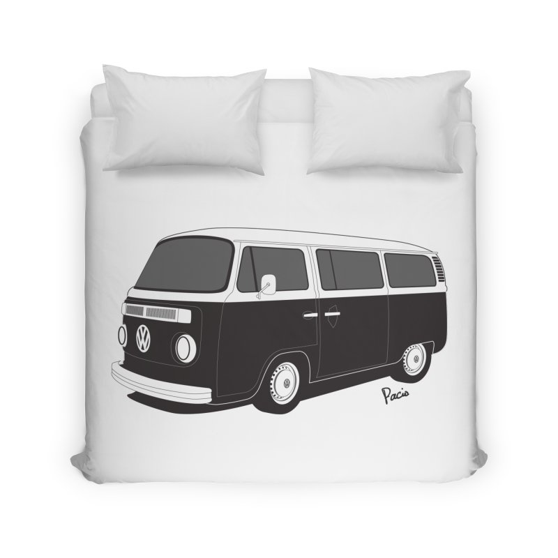T2 Bay Home Duvet by Andrea Pacini
