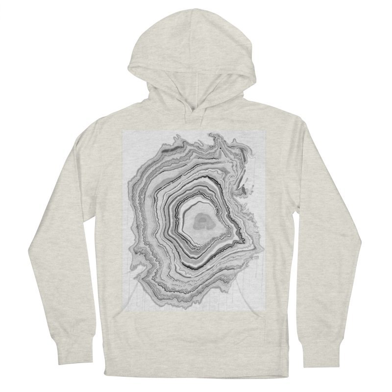 Rings II Women's French Terry Pullover Hoody by andrearaths's Artist Shop