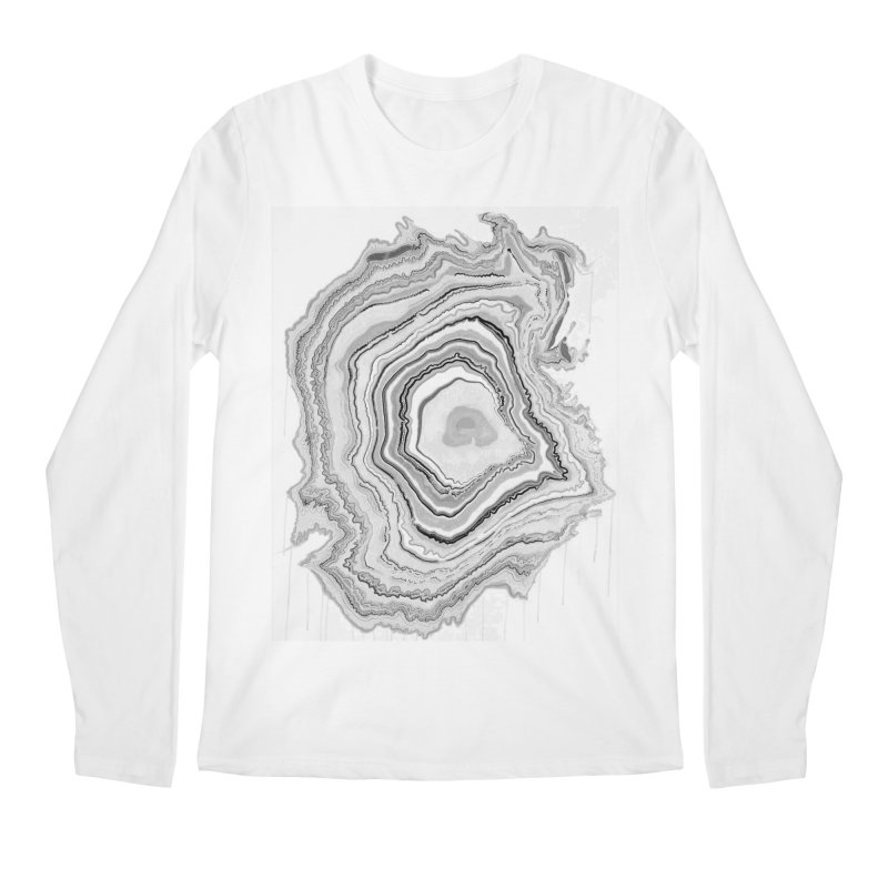 Rings II Men's Regular Longsleeve T-Shirt by andrearaths's Artist Shop