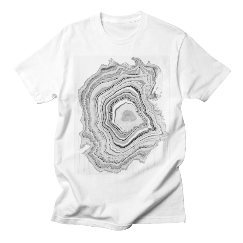 Rings II Men's Regular T-Shirt by andrearaths's Artist Shop