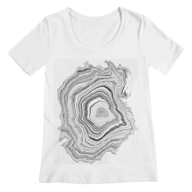 Rings II Women's Regular Scoop Neck by andrearaths's Artist Shop