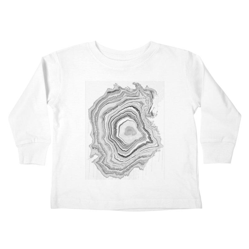 Rings II Kids Toddler Longsleeve T-Shirt by andrearaths's Artist Shop