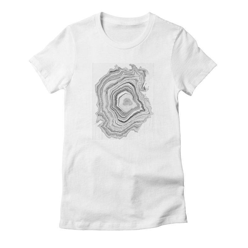 Rings II Women's T-Shirt by andrearaths's Artist Shop