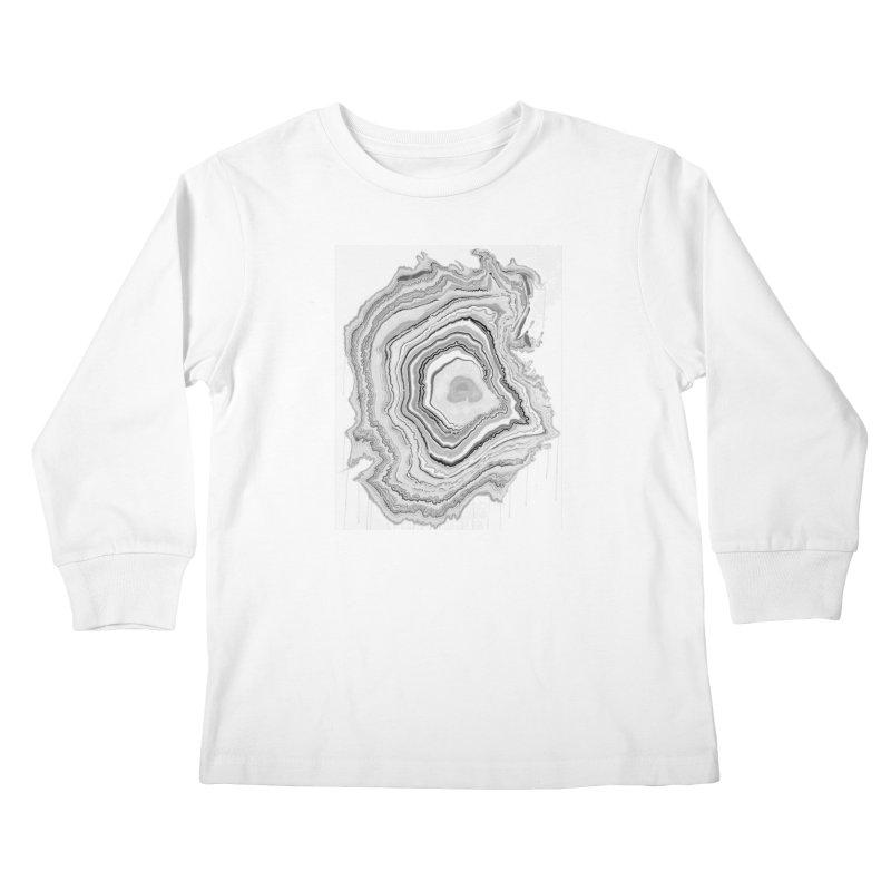 Rings II Kids Longsleeve T-Shirt by andrearaths's Artist Shop