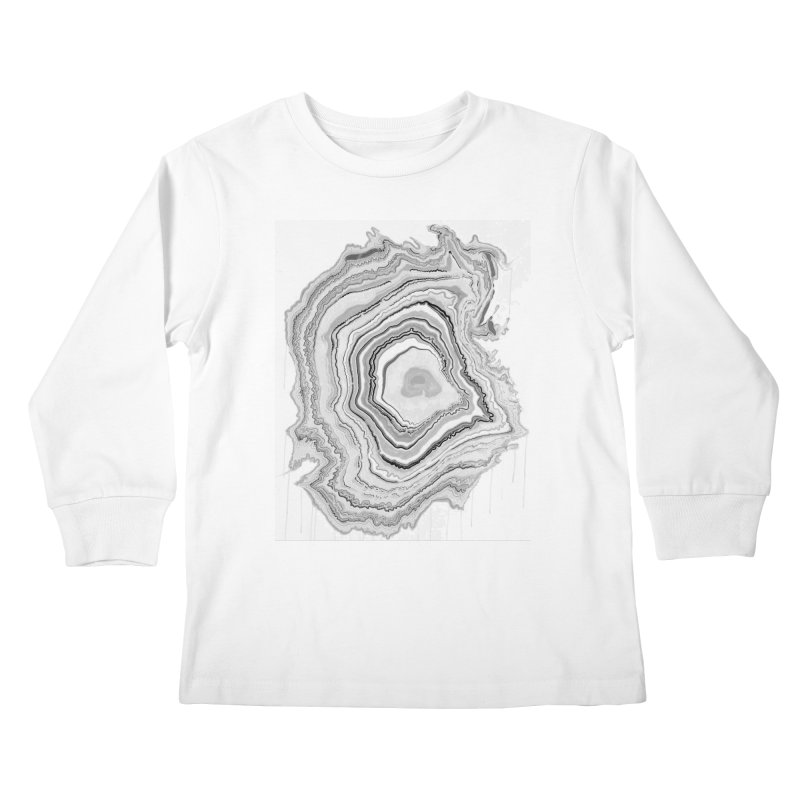 Rings II Kids Longsleeve T-Shirt by andrearaths's Artist Shop