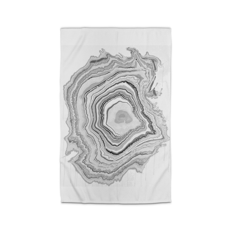 Rings II Home Rug by andrearaths's Artist Shop