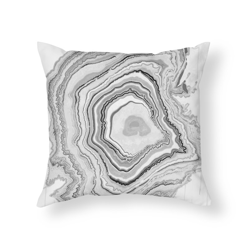 Rings II Home Throw Pillow by andrearaths's Artist Shop
